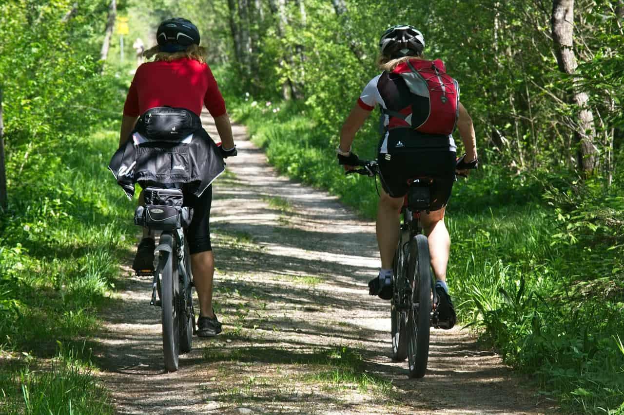 parcourir de longues distances en vélo électrique