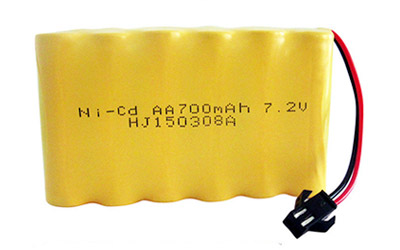Batterie nickel cadmium