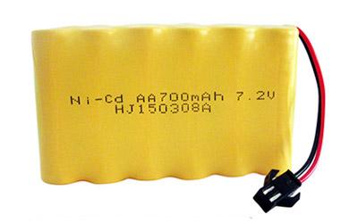 batterie nickel cadmium