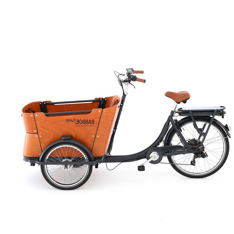 vélo électrique babboe
