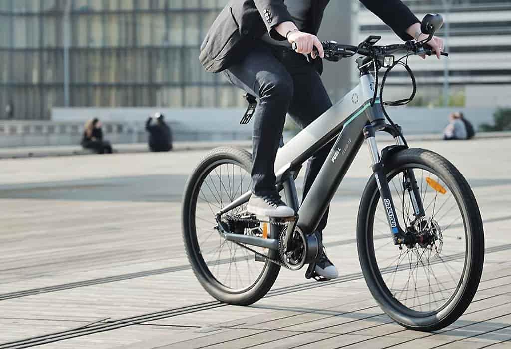 aller au travail en vélo électrique